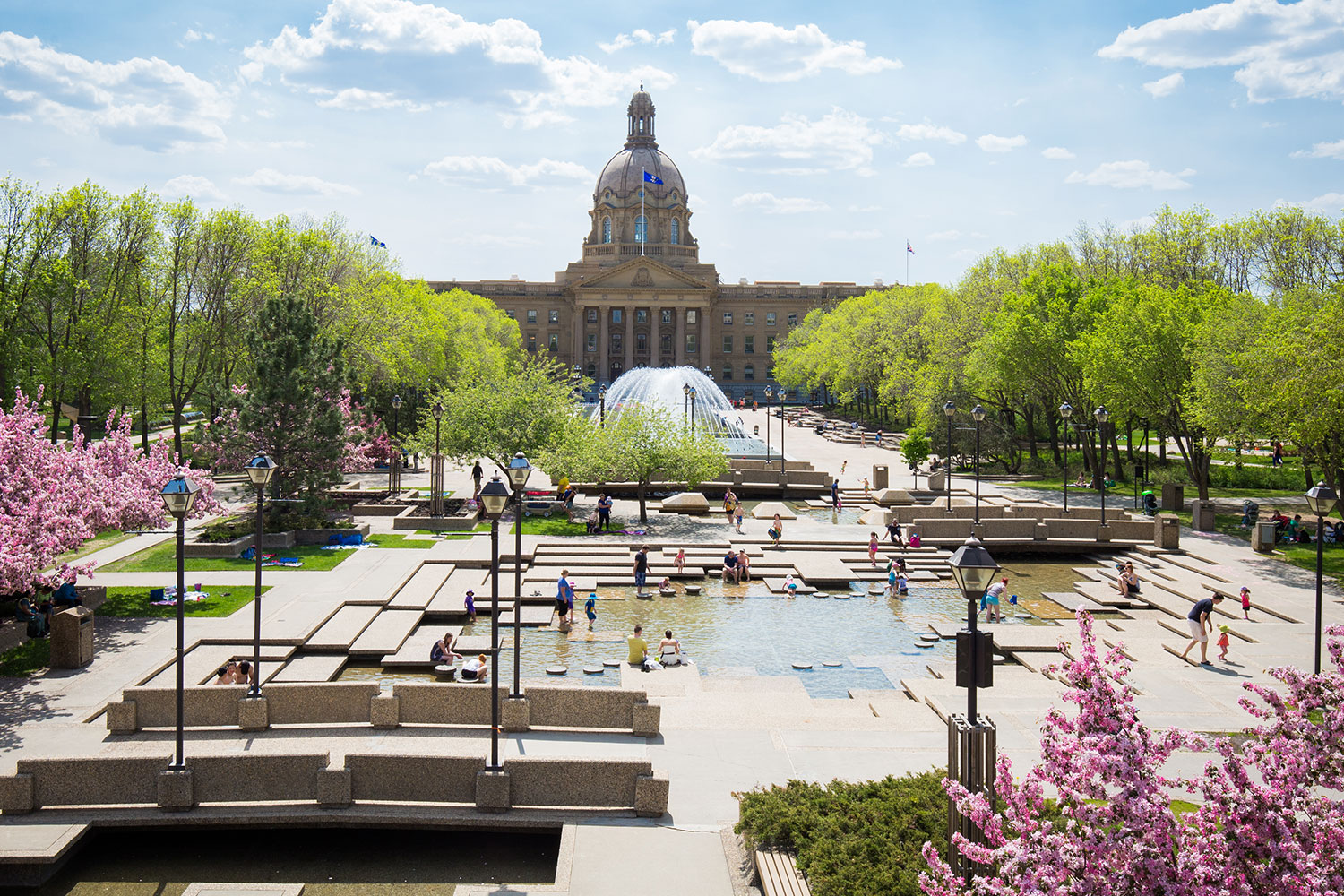 The Alberta Legislative Building  Edmontons Best Hotels-7466
